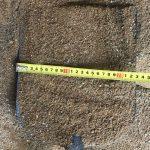 Maltařský písek Štíty - zrnitost