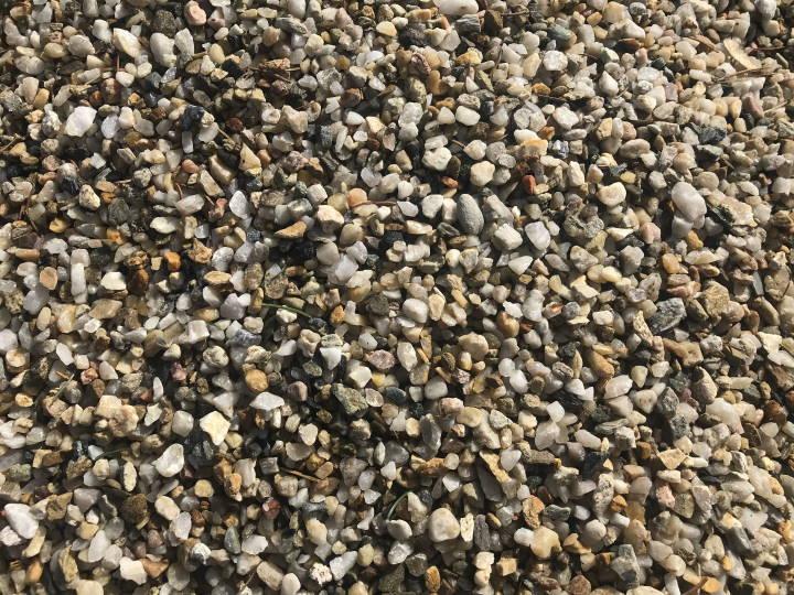 Prodej kameniva Štíty - štěrk 4-8 mm