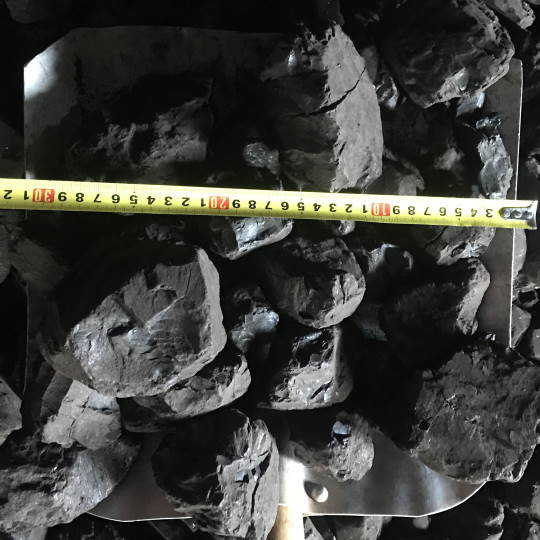 Uhelné sklady Štíty - prodej hnědého uhlí kostka