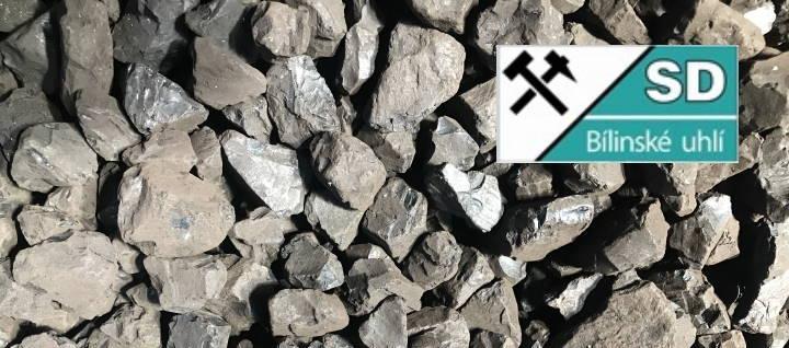 Bronzové ocenění SD Bílina pro uhelný sklad ve Štítech